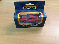 Matchbox MB 75 Ferrari testarossa 1989 Diecast  1/66 new old stock