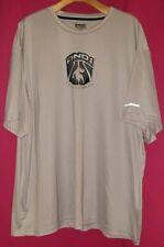 Mens And1 Grey Basketball Athletic T Shirt Short Sleeve Stop Sweating Sz 2Xl