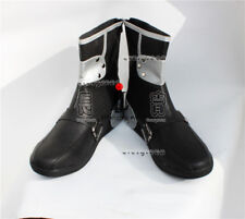 Sword Art Online SAO Kazuto Kirigaya Kirito Boot Party Shoes Cosplay Boots