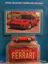 Hot Wheels Park N plates, Micro, Red Ferrari 308!  Rare! 9778