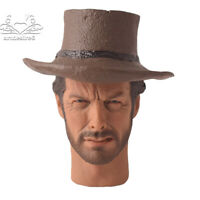 CLEARANCE Ugly Cowboy 1//6 Scale Redman Action Figures Head w// Neck Joint