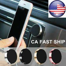 Combo 1 Pair Universal Magnetic Mobile Bracket Phone Car Mini Holder Hand Free