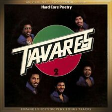 Tavares - Hard Core Poetry      New cd