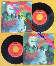 LP 45 7'' ROTATION Pinky pink Rotation 3 1971 italy POLYDOR 2041176 no cd mc dvd