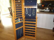 Gold and Silver Safekeeper double sided Jewelry Armoire by Lori Greiner