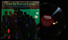 Nat Adderley-Great Big Band and Friends-Jazzland 65-COLEMAN HAWKINS