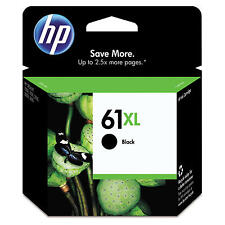 Genuine HP 61XL (CH563WN) Black Ink Cartridge (High Yield)
