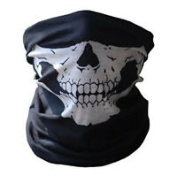 New Skull Face Shield Mask Bandana Neck Scarf Headwear Face Tube Fishing Hunting