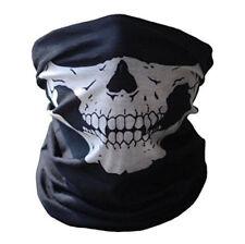 New Skull Face Shield Mask Bandana Neck Scarf Headwear Face Tube Fishing Hunting