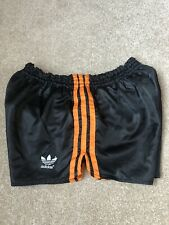 Adidas Nylon Sprinter Shorts Glanz Vintage Football Swim Retro Gym  Sexy Running