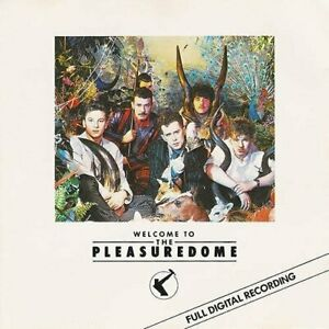 Frankie Goes To Hollywood - Welcome to the Pleasuredome (CD, 1994, ZTT) Relax