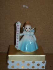 A Josef Originals Vintage 1st Birthday Angel Figurine
