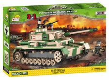 BRICKS COBI 2508A Pz.Kpfw. IV Ausf. F1/G/H SMALL ARMY 500 ELEMENT WW2 2019