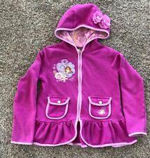 Sophia The First Purple Sweatshirt Girls Size 7/8