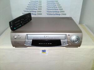 LG BD260I VHS VCR Video Recorder -NTSC PB-Crystal Picture-Video Doctor-Easy MENU