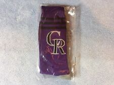 Colorado Rockies Socks. SGA COORS FIELD