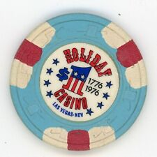 New Listing$1. Casino Chip from the Holiday Casino, Las Vegas - Bicentennial
