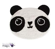 Sass & Belle Kawaii Panda Algodón Rug Grande Ducha Baño Baño Mat Regalo Hogar