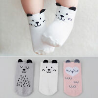 Cute Baby Socks Boy Girl Cartoon Cotton Socks NewBorn Infant Toddler Sock JB