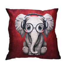 2018 Fashion Print Pillow Cases Polyester Sofa Car Cushion Cover Home Decor