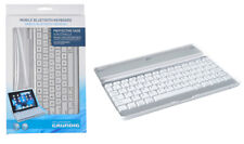 Slim Wireless Mobile Bluetooth Keyboard IPAD IPHONE Tablet Stand Protective Case