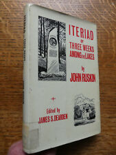 Iteriad or Three Weeks Among The lakes 1969 John Ruskin 1st(Poetry & Topographic