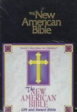 The New American Bible: Gift and Award Bible
