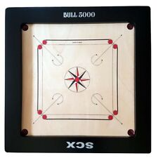 TOURNAMENT CARROM BOARD & COINS + STRIKER GAME FATHER'S DAY GIFTS FOR DADDY