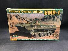 Ace Models BMD-1 Airborne Combat Vehicle 1:72 Scale Plastic Model Kit 72114