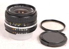 Nikon 28mm Series E Lens (AIS) - Mint Condition