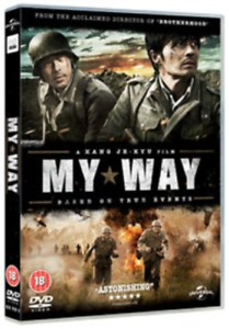 Dong-gun Jang, J� Odagiri-My Way DVD NEW