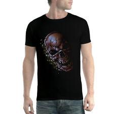 Crâne Tête de Mort Fendu Horreur Homme T-shirt XS-5XL Nouveauté