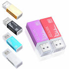 Portable All in one USB 2.0 Multi Memory Card Reader for Micro SD/TF M2 MMC SDHC