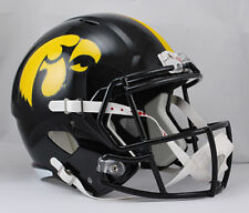 IOWA HAWKEYES - Riddell Full Size SPEED Replica Helmet