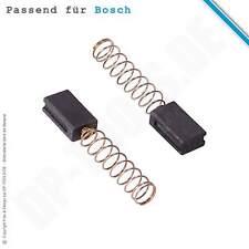 Kohlebürsten Kohlen für Bosch PST 650 / PST-650 Stichsäge Geräte Nr. beachten