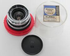 Voigtländer Skoparex 3,4 35mm Objektiv Lens for Icarex 35 BM Bajonett Mount #279