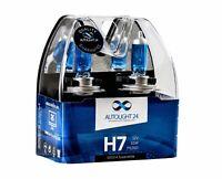 H7 XENON LOOK HALOGEN LAMPEN SUPER WHITE 6000K 55W 12V BIRNE GLÜHBIRNEN