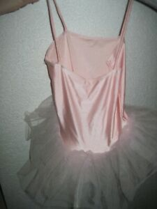 Vintage Classic Ballett Tutu Dress rosa