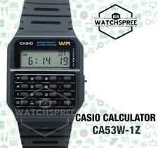 Casio Calculator Watch CA53W-1Z CA-53W-1Z