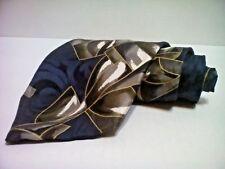 Chez Roffe Art Deco Tie 100%  Silk Neck Mens Necktie   #18