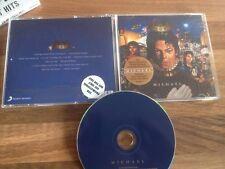MICHAEL JACKSON USED ORIGINAL UK CD MICHAEL AKON 50 CENT LENNY KRAVITZ 2010 SONY