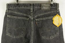 RARE VINTAGE Mens LEVIS 618 Jeans REGULAR Buttons FADED UK MADE W34 L30 P76