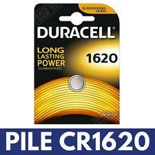 Pile CR1620 ◯ Bouton Lithium 3V pour Coque de Télécommande Boitier Clé Plip AUDI