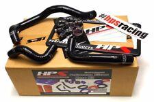 HPS Black ReinForced Silicone Heater Hose Kit For Nissan 95-98 240SX KA24DE Tubo