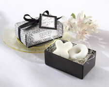 Hugs and Kisses from Mr and Mrs X O Scented Soap Bridal Shower Wedding Favor