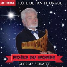 CD Noëls du monde - Georges Schmitt