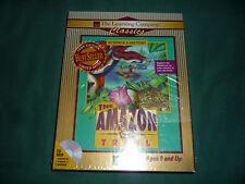 The Amazon Trail  (PC & MAC 1996) NEW!