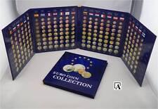 Leuchtturm Münzalbum Euro KMS f. 26 Kursmünzensätze Euro Coin Collection Presso
