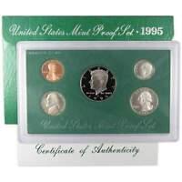 1995 S U.S. Mint Proof Set