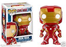 Funko Pop! Marvel: Captain America 3 IRON-MAN Films